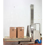 Mobile Electric Pallet Lift